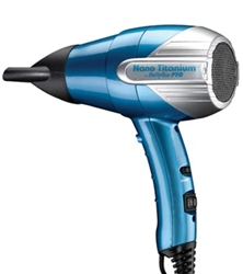 BABYLISS PRO Professional Compact Nano-Titanium Ionic Hair Dryer