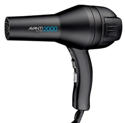 Avanti Ultra Ionic Hair Dryer with Italian Motor