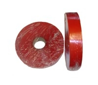 Large Red Liner Adhesive Roles